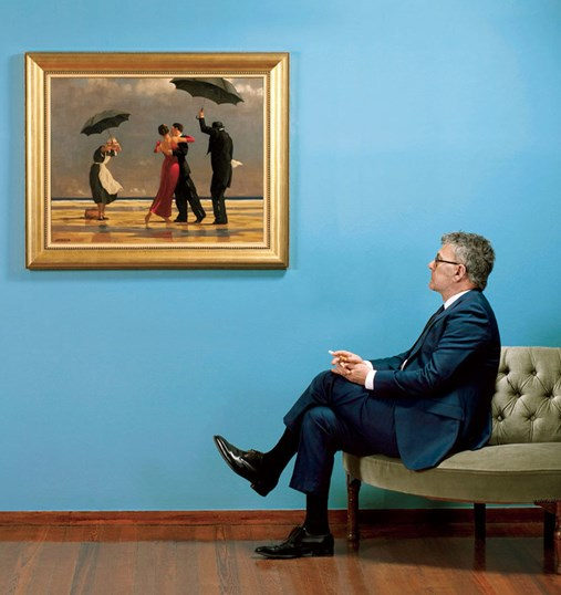 jack vettriano buy original artwork and limited prints. Black Bedroom Furniture Sets. Home Design Ideas